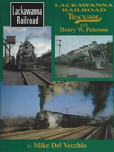 LACKAWANNA-RAILROAD-TRACKSIDE-steam-on-color-film-in-early-1950s-NEW-BOOK