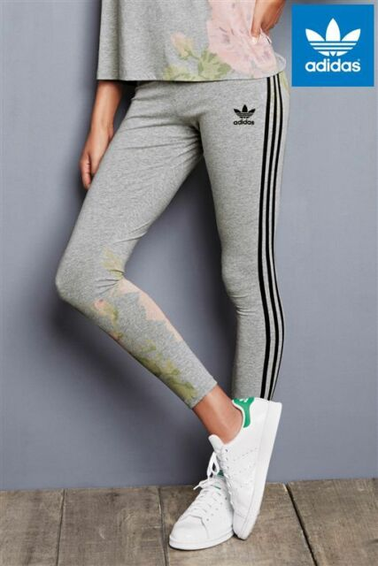 Adidas Originals Pastel Rose Leggings Size UK 16 New ID AO2855 (401)