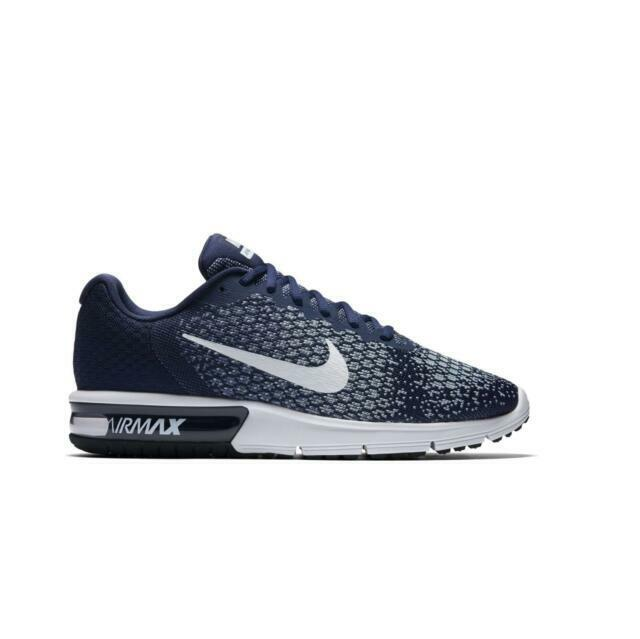 Size 12 - Nike Air Max Sequent 2 Blue - 852461-400 for sale online ...