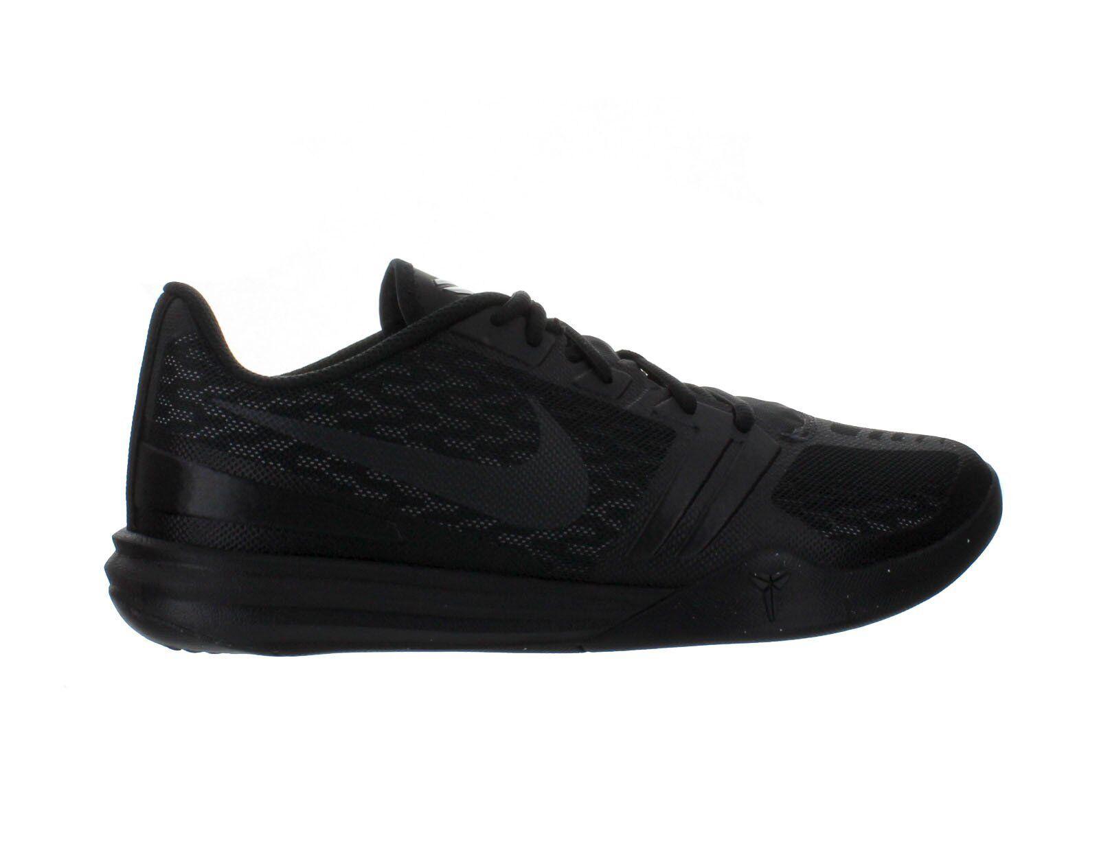 Para Para Para Hombre Nike Kobe KB mentalidad Negro Antracita 704942-002 a045ba