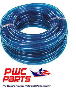"Pwc Parties Spi Pwc Transparent Polyuréthane Carburant Tuyau 1/4 "" x 25' Seadoo"