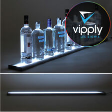 4ft - Aluminum Shelf with LED Under Lighting | Bar Shelving | Restaurant Shelves & Hill Phoenix Under Shelf LED Light Fixture for 4ft Gondola ... azcodes.com