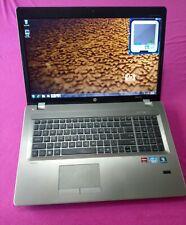 HP Probook 4730s laptop Intel I5-2520m 2.5-3.2ghz 8GB ram NEW 500GB AMD 7470m