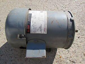 Ajax Electric Motor Tcam 12 1 2 H P 208 230 460 V