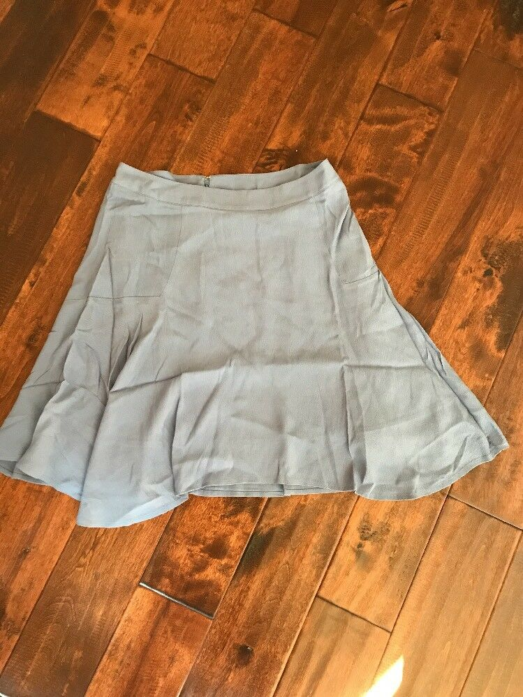 Marchesa pink  Short Flirty Colony bluee  Skirt, Size Large, NWT   325