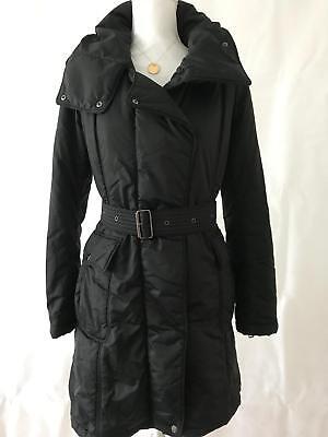 Burberry Damen Mantel Jacke Gr. S Schwarz | eBay