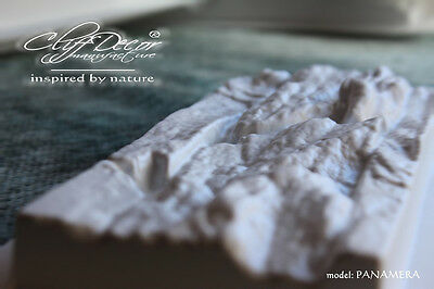 24 plastic molds *PANAMERA* for concrete veneer wall stone stackstone tiles