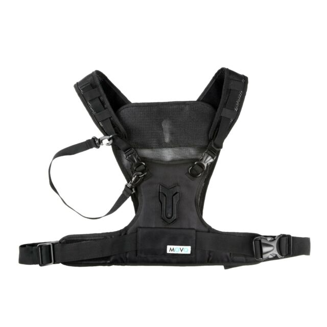 Movo Photo MB700 Universal Single Camera Carrying Vest Holster System DSLR