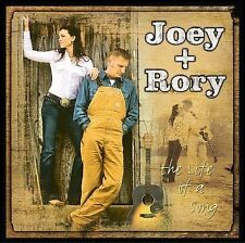 The Life of a Song by Joey + Rory (CD, Oct-2008, Sugar Hill)