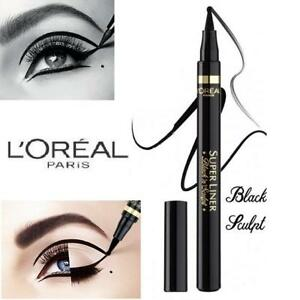 8eb955a0872 Image is loading Loreal-superliner-black-039-n-sculpt-eyeliner-liquid-