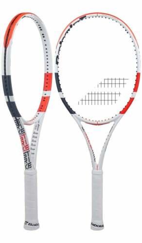 Nouveau 2020 Babolat Pure Strike 18//20 Dominic Thiem Raquette De Tennis Cordée-Grip 3