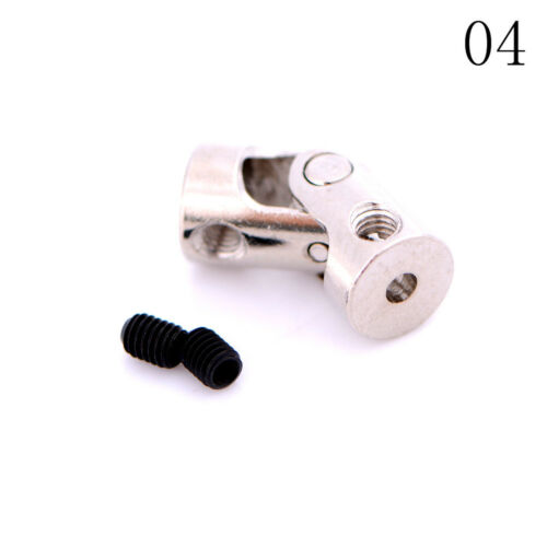 2//2.3//3//3.17//4mmBoat Car Shaft Coupler Motor connector Universal Joint Coup TDCA