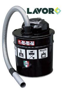 Détails Sur Lavor Ashley 1 1 Réservoir Aspirateur De Cendre Pellet Cheminée 12lt 800w