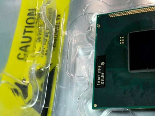 ✔️ Intel SR048 Core i5-2520M 2.5GHz~3.2Ghz 3MB Cache Mobile Laptop CPU Processor