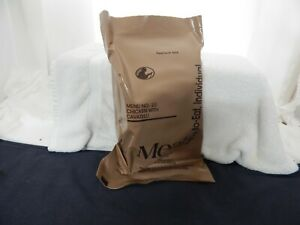 NEW Military D.O.D. Individual MRE, Meals Ready to-Eat #23 CHICKEN & CAVATELLI