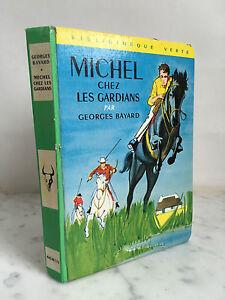 Michel-De-Las-Gardians-Georges-Bayard-Biblioteca-Verde-1965