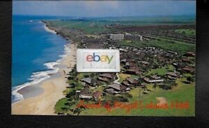 Image Is Loading Royal Lahaina Hotel On Kaanapali Beach Hawaii Aerial