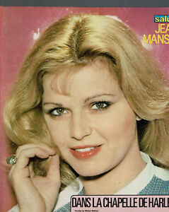 JEANE-MANSON-CHANSON-1-PAGE-1977-CLIPPING-PRESS