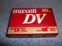 Maxell (DVM60SE) Mini DV