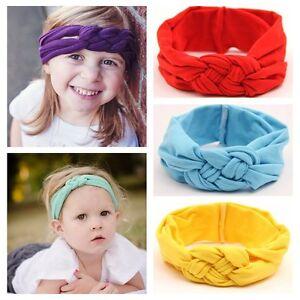 Cute-Girls-Kids-Baby-Toddler-Turban-Knot-Headband-Headwear-Hair-Band-Accessories