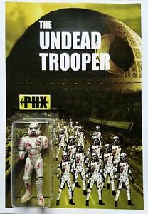 THE UNDEAD STORMTROOPER LIMITED EDITION RESIN FIGURE BY PHX SIGNED NUMBERED