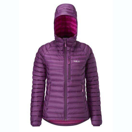 Sincero Rab Women's Microlight Alpine Jacket 8 Purple Qda65   Acquisti Online Su Prezzo Più Conveniente Dal Nostro Sito