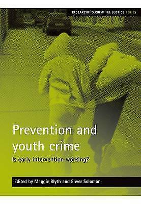 1 of 1 - Prevention and Youth Crime - 9781847422637