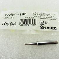 Soldering Tips HAKKO 900M-T-1.6D / 936,937,942 etc. soldering station #B26
