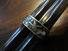 925 Sterling Silver Signed Unique VTG Siam Band Man/Woman Ring SZ 6,5=3g