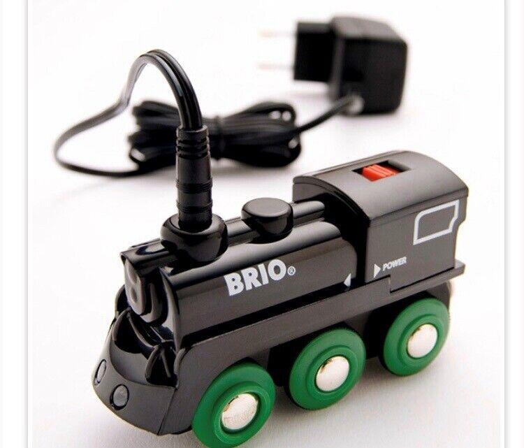 Genopladeligt Brio tog