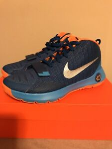 quality design da835 1056c Image is loading Nike-KD-trey-5-III-Mens-Basketball-Shoes-