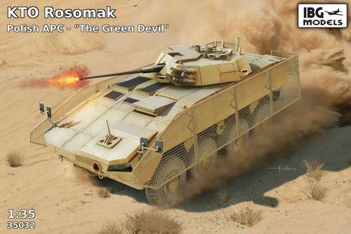 IBG 1 35 KTO Rosomak - Modern Polish APC