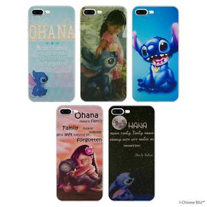coque iphone 8 plus lilo et stitch