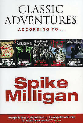 1 of 1 - Classic Adventures According to Spike Milligan, Milligan, Spike, Very Good Book