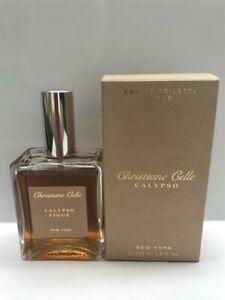 Calypso Fique Christiane Celle 3.4 oz/100 ml Eau de Toilette Spray Women