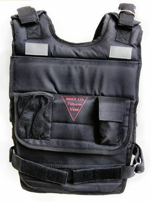 Weighted Fitness Vest Fitness Weighted Exercise Vest 70lbs ef62f1