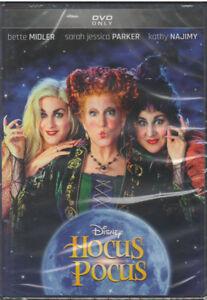 HOCUS-POCUS-DVD-2018-25th-Anniversary-Edition-NEW