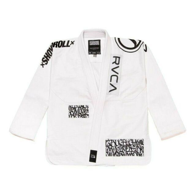 A2 Shoyoroll BATCH V2 #60 RVCA!! white  custom made Brand New with Tags