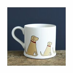 Sweet-William-YELLOW-LABRADOR-Dog-Mug-Great-Gift-for-Lab-Lovers-FREE-P-amp-P