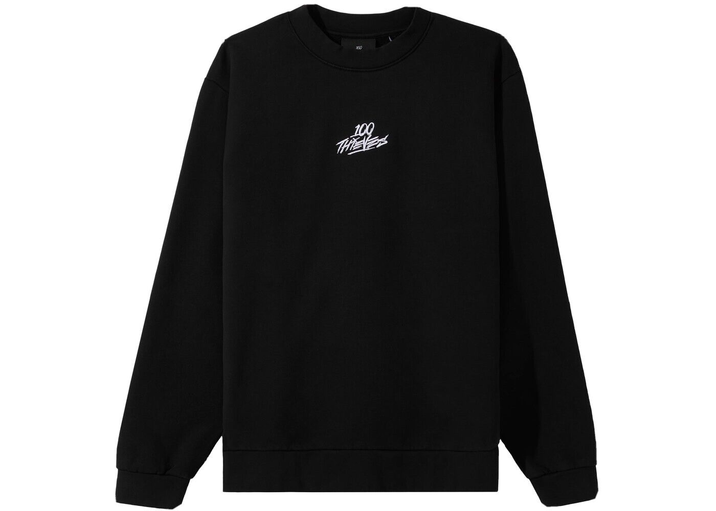 100 Thieves Enter Infinity Crewneck Sweater - Large, Brand New