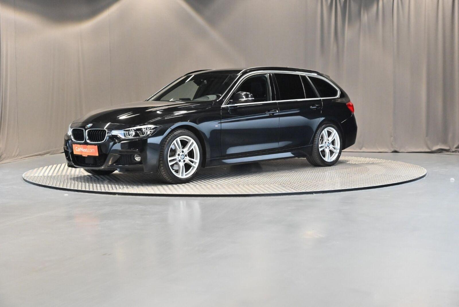 BMW 320d 2,0 Touring M-Sport aut. 5d - 299.900 kr.