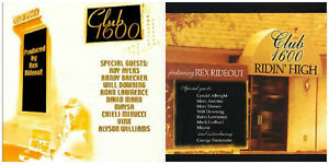 2-new-CLUB-1600-CDs-LOT-feat-Rex-Rideout-Maysa-Roy-Ayers-Randy-Brecker-amp-others
