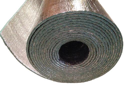 Block Automotive Heat /& Sound Thermal Sound Deadener Car Insulation 218 Sqft