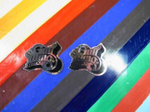 vtg 1970s 1980s Gullwing Trucks skateboards sticker early Phoenix era