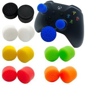2-x-palo-pulgar-Extensor-Cubierta-Agarre-Tapas-Para-Microsoft-Xbox-One-Controller