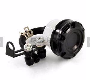 bocal-Liquide-frein-embrayage-noir-cnc-Reservoir-Maitre-Cylindre-MOTO-UNIVERSEL