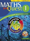 Maths Quest for Queensland Book 1 by Lyn Elms (Paperback, 2003)