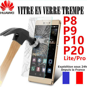 Vitre-protection-Film-protecteur-ecran-VERRE-TREMPE-HUAWEI-P10-20-P9-P8-Lite2017