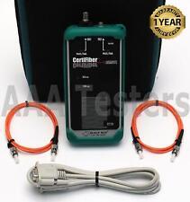 Black Box Certifiber Remote Multimode Fiber Certifier Far End Fluke Microtest