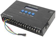 Professional Led Lighting Tape Controller 35 Mode DMX Compatible